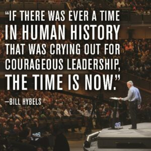 Bill Hybels quote