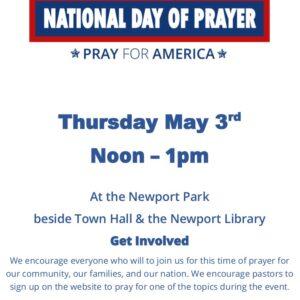 National Day of Prayer FB Post